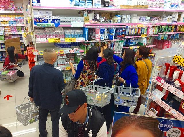 生理用品に馬油…中国人観光客が日本で買っているモノっていったい!?