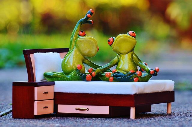 私たちがやっている、パートナーとの絆を深める寝る前5分の儀式