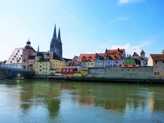 本物の中世がここに!南ドイツの穴場、世界遺産の古都レーゲンスブルクが素敵すぎた