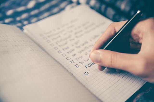 もう決めた?「2018年にやりたい10のこと」で毎日にハリを