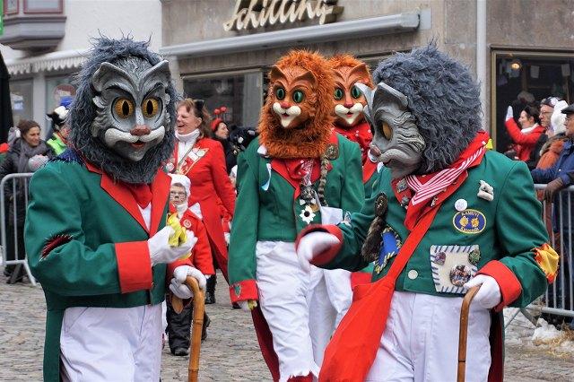 「猫カーニバル」が話題!ドイツ黒い森地方・フィリンゲンのカーニバルが面白い